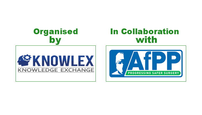 Knowlex n Association for Perioperative Practice logos